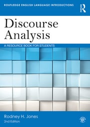 Discourse Analysis - 2nd Edition book cover