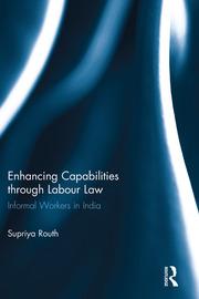 Enhancing Capabilities through Labour Law - 1st Edition book cover