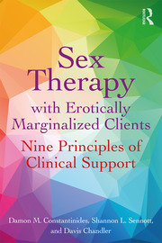Sex Therapy with Erotically Marginalized Clients - 1st Edition book cover