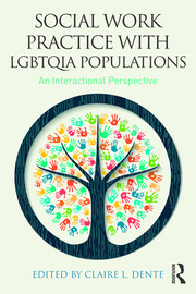 Social Work Practice with LGBTQIA Populations - 1st Edition book cover