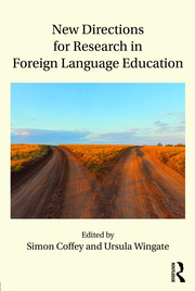 New Directions for Research in Foreign Language Education - 1st Edition book cover