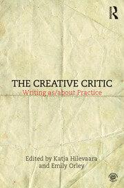 The Creative Critic - 1st Edition book cover