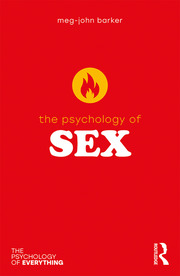 The Psychology of Sex - 1st Edition book cover