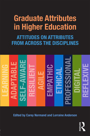 Graduate Attributes in Higher Education - 1st Edition book cover