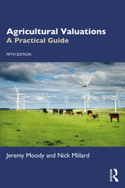 Agricultural Valuations - 5th Edition book cover