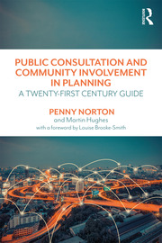 Public Consultation and Community Involvement in Planning - 1st Edition book cover