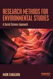 Research Methods for Environmental Studies - 1st Edition book cover