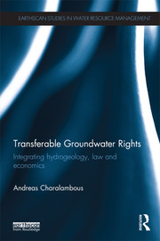 Transferable Groundwater Rights - 1st Edition book cover
