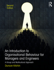 An Introduction to Organisational Behaviour for Managers and Engineers : A Group and Multicultural Approach - 1st Edition book cover