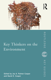Key Thinkers on the Environment - 1st Edition book cover