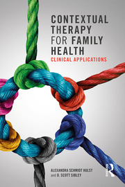Contextual Therapy for Family Health - 1st Edition book cover