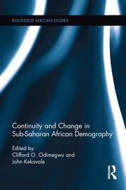 Continuity and Change in Sub-Saharan African Demography - 1st Edition book cover