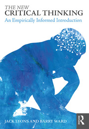 The New Critical Thinking : An Empirically Informed Introduction - 1st Edition book cover