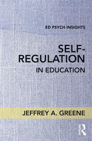 Self-Regulation in Education - 1st Edition book cover