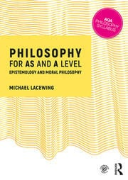 Philosophy for AS and A Level - 1st Edition book cover