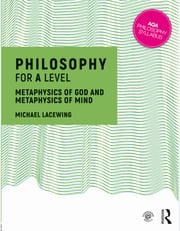 Philosophy for A Level - 1st Edition book cover