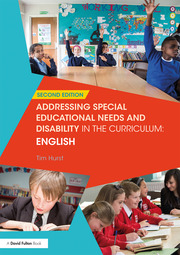 Addressing Special Educational Needs and Disability in the Curriculum: English - 2nd Edition book cover
