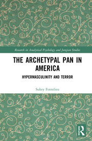 The Archetypal Pan in America - 1st Edition book cover
