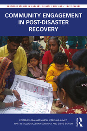 Community Engagement in Post-Disaster Recovery - 1st Edition book cover