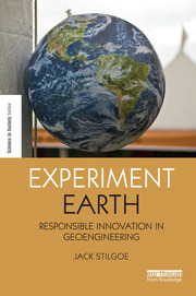 Experiment Earth - 1st Edition book cover