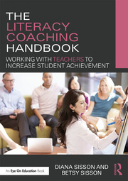 The Literacy Coaching Handbook - 1st Edition book cover