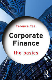 Corporate Finance: The Basics - 1st Edition book cover