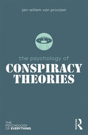 The Psychology of Conspiracy Theories - 1st Edition book cover