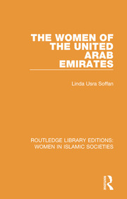 The Women of the United Arab Emirates - 1st Edition book cover