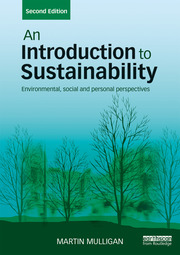 An Introduction to Sustainability - 2nd Edition book cover