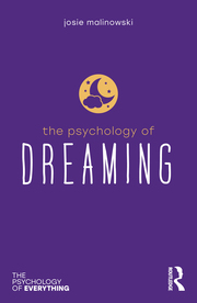 The Psychology of Dreaming - 1st Edition book cover