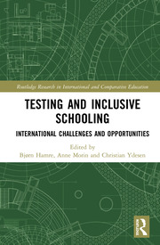 Testing and Inclusive Schooling - 1st Edition book cover