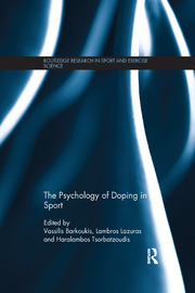 The Psychology of Doping in Sport - 1st Edition book cover
