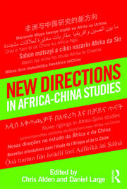 New Directions in Africa–China Studies - 1st Edition book cover