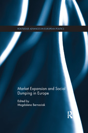 Market Expansion and Social Dumping in Europe - 1st Edition book cover