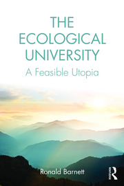 The Ecological University - 1st Edition book cover