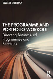 The Programme and Portfolio Workout - 1st Edition book cover