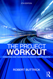 The Project Workout - 1st Edition book cover