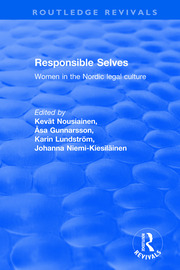 Responsible Selves - 1st Edition book cover