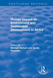 Human Impact on Environment and Sustainable Development in Africa - 1st Edition book cover