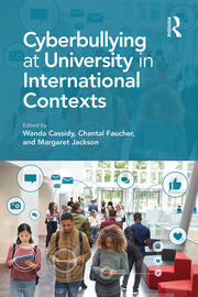 Cyberbullying at University in International Contexts - 1st Edition book cover