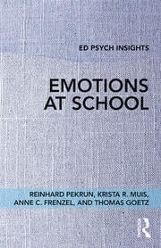Emotions at School - 1st Edition book cover