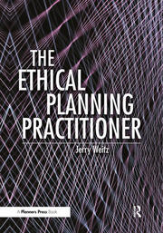 The Ethical Planning Practitioner - 1st Edition book cover