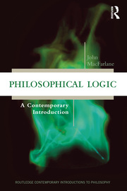 Philosophical Logic - 1st Edition book cover