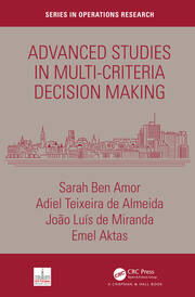 Advanced Studies in Multi-Criteria Decision Making - 1st Edition book cover