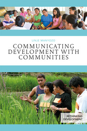 Communicating Development with Communities - 1st Edition book cover