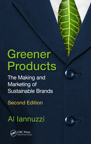 Greener Products - 1st Edition book cover