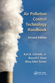 Air Pollution Control Technology Handbook - 2nd Edition book cover