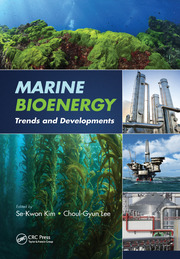 Marine Bioenergy - 1st Edition book cover