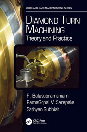 Diamond Turn Machining - 1st Edition book cover