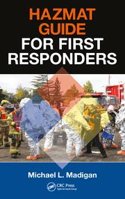 HAZMAT Guide for First Responders - 1st Edition book cover